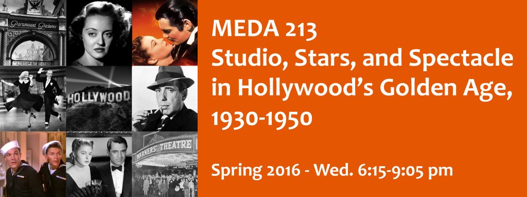 Studio, Stars, and Spectacle in the Golden Age of Hollywood