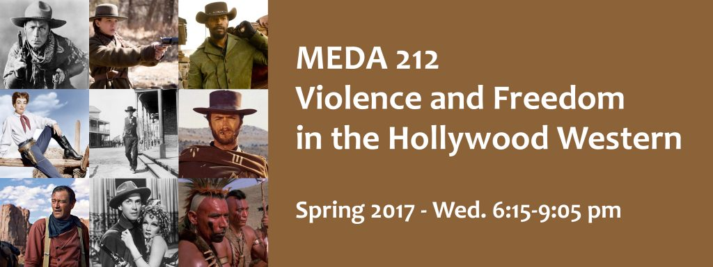 Violence and Freedom in the Hollywood Western